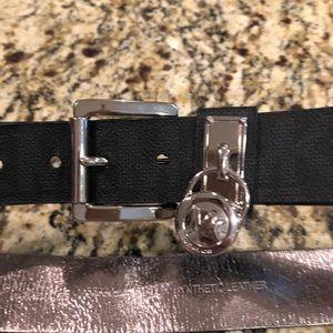Michael Kors Accessories - Michael Kors Hamilton Lock belt